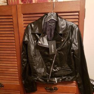 Pretty Little Thing new moto jacket
